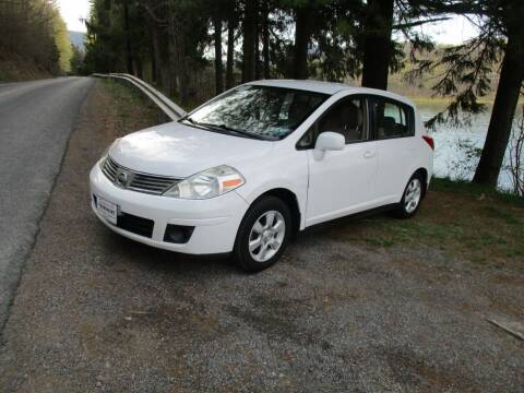 2009 Nissan Versa for sale at W.R. Barnhart Auto Sales in Altoona PA