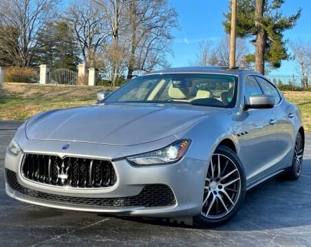 2015 Maserati Ghibli for sale at Sebar Inc. in Greensboro NC