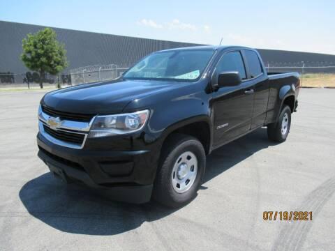 2018 Chevrolet Colorado for sale at California Auto Enterprises in San Jose CA