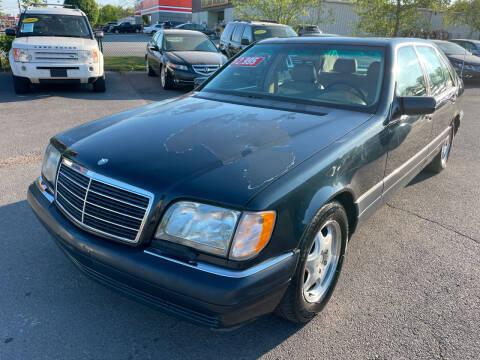 1997 Mercedes-Benz S-Class for sale at Diana Rico LLC in Dalton GA