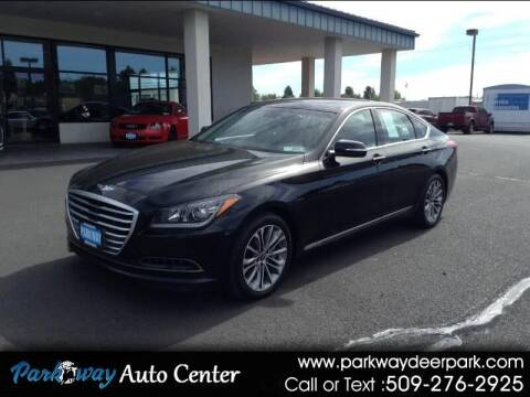 2015 Hyundai Genesis for sale at PARKWAY AUTO CENTER AND RV in Deer Park WA