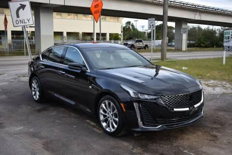 2020 Cadillac CT5 for sale at STS Automotive - Miami, FL in Miami FL