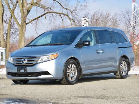 2011 Honda Odyssey for sale at Tonys Pre Owned Auto Sales in Kokomo IN