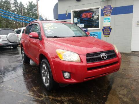 2011 Toyota RAV4 for sale at Bizzarro`s Fleetwing Auto Sales in Erie PA