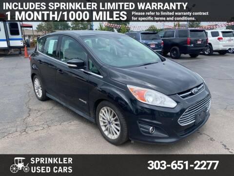 2013 Ford C-MAX Hybrid for sale at Sprinkler Used Cars in Longmont CO