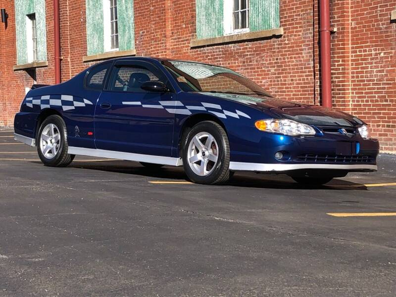 2003 Chevrolet Monte Carlo for sale at Michael Thomas Motor Co in Saint Charles MO