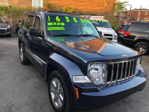 2008 Jeep Liberty for sale at James Motor Cars in Hartford CT