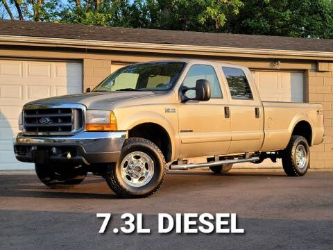 2001 Ford F-350 Super Duty for sale at Riverfront Auto Sales in Middletown OH