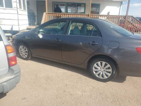 2013 Toyota Corolla for sale at PYRAMID MOTORS - Fountain Lot in Fountain CO