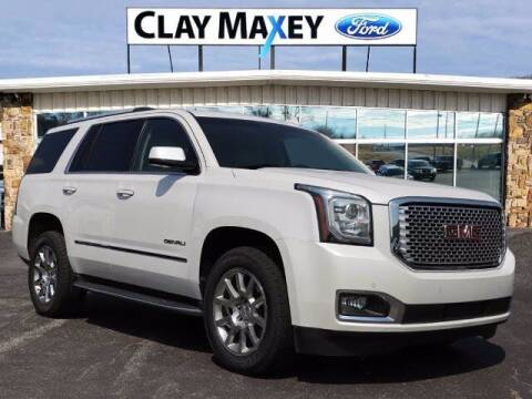 2017 GMC Yukon for sale at Clay Maxey Ford of Harrison in Harrison AR