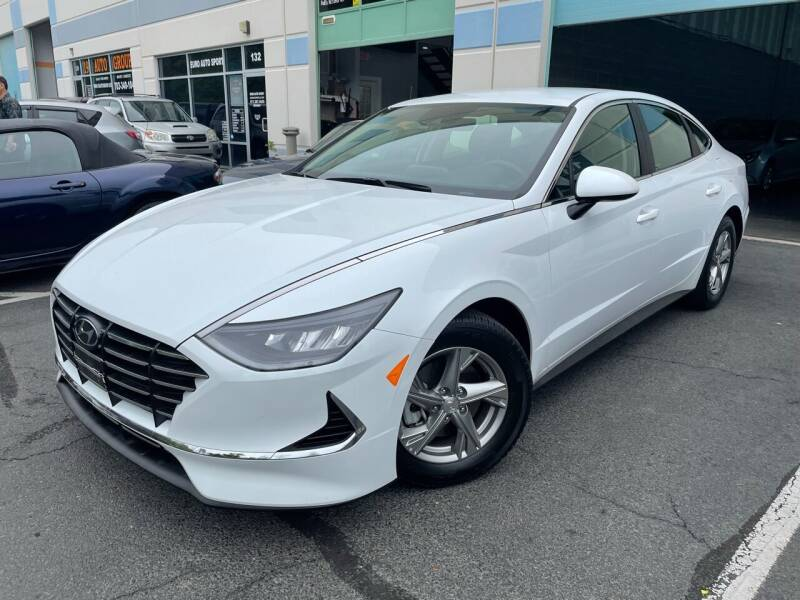 2021 Hyundai Sonata for sale at Best Auto Group in Chantilly VA