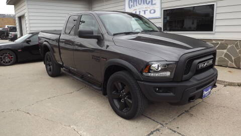 2019 RAM Ram Pickup 1500 Classic for sale at Choice Auto in Carroll IA