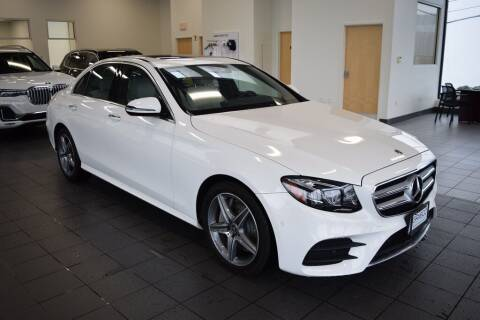 2018 Mercedes-Benz E-Class for sale at BMW OF NEWPORT in Middletown RI