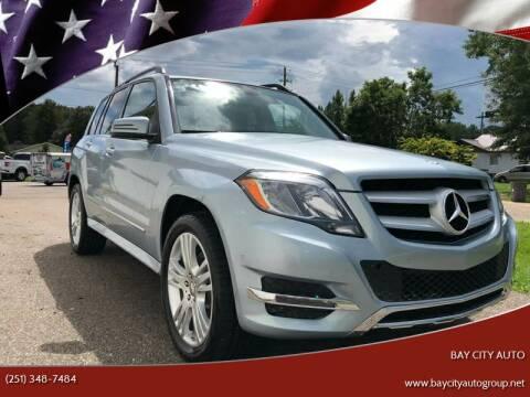 2013 Mercedes-Benz GLK for sale at Bay City Auto's in Mobile AL