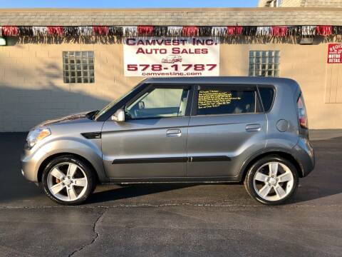 2010 Kia Soul for sale at Camvest Inc. Auto Sales in Depew NY