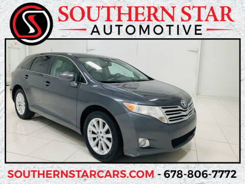 2009 Toyota Venza for sale at Southern Star Automotive, Inc. in Duluth GA