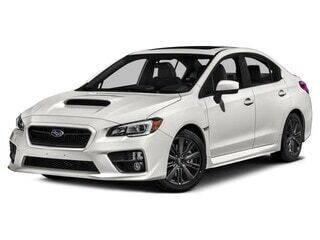 2017 Subaru WRX for sale at Mann Chrysler Dodge Jeep of Richmond in Richmond KY