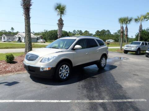 2012 Buick Enclave for sale at First Choice Auto Inc in Little River SC