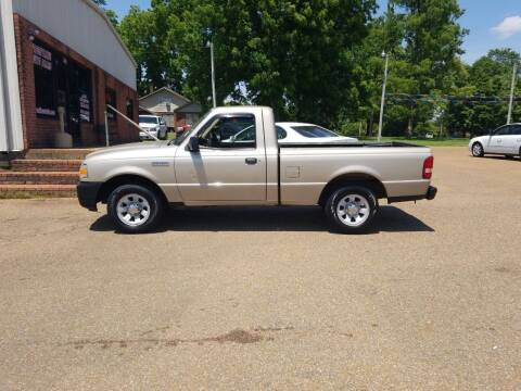 2007 Ford Ranger for sale at Frontline Auto Sales in Martin TN