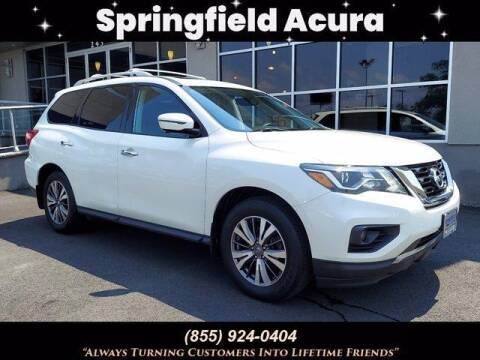 2017 Nissan Pathfinder for sale at SPRINGFIELD ACURA in Springfield NJ