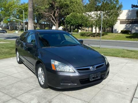 2007 Honda Accord for sale at Top Motors in San Jose CA