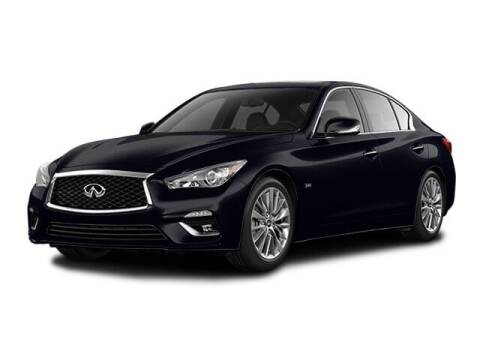 2018 Infiniti Q50 for sale at West Motor Company in Hyde Park UT
