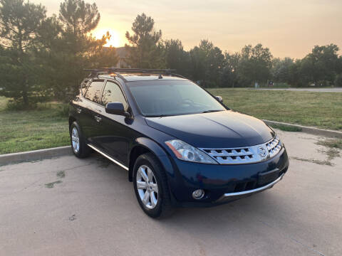 2006 Nissan Murano for sale at QUEST MOTORS in Englewood CO