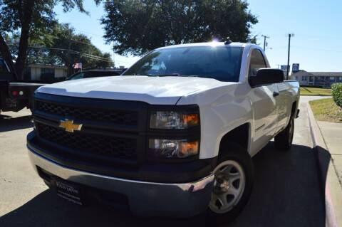 2015 Chevrolet Silverado 1500 for sale at E-Auto Groups in Dallas TX