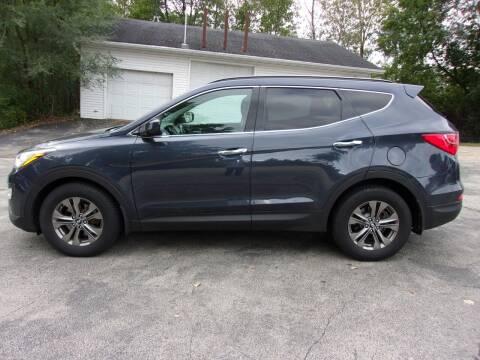 2013 Hyundai Santa Fe Sport for sale at Northport Motors LLC in New London WI