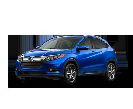 2022 Honda HR-V for sale at RUSTY WALLACE HONDA in Knoxville TN