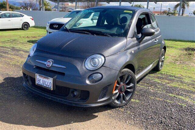 2018 FIAT 500 for sale at Boktor Motors in North Hollywood CA
