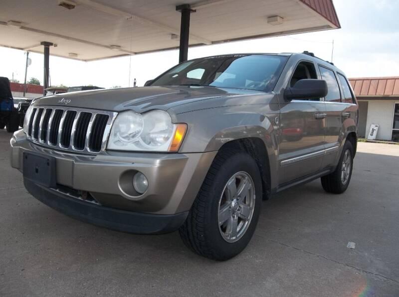 2006 Jeep Grand Cherokee for sale at Broken Arrow Motor Co in Broken Arrow OK