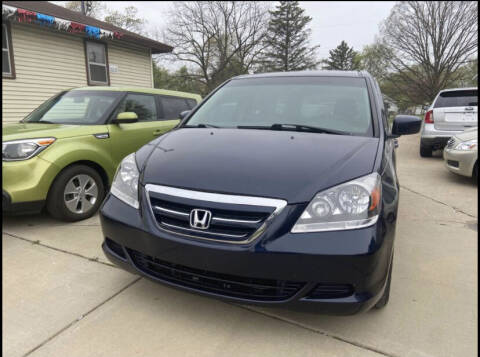 2007 Honda Odyssey for sale at 3M AUTO GROUP in Elkhart IN