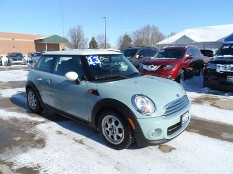 2013 MINI Hardtop for sale at America Auto Inc in South Sioux City NE