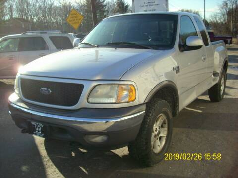 2002 Ford F-150 for sale at Motors 46 in Belvidere NJ