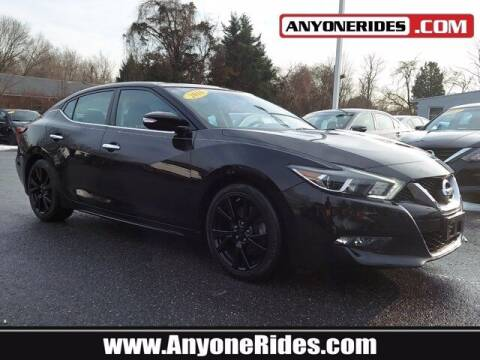 2016 Nissan Maxima for sale at ANYONERIDES.COM in Kingsville MD