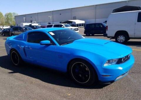 2010 Ford Mustang for sale at Hickory Used Car Superstore in Hickory NC