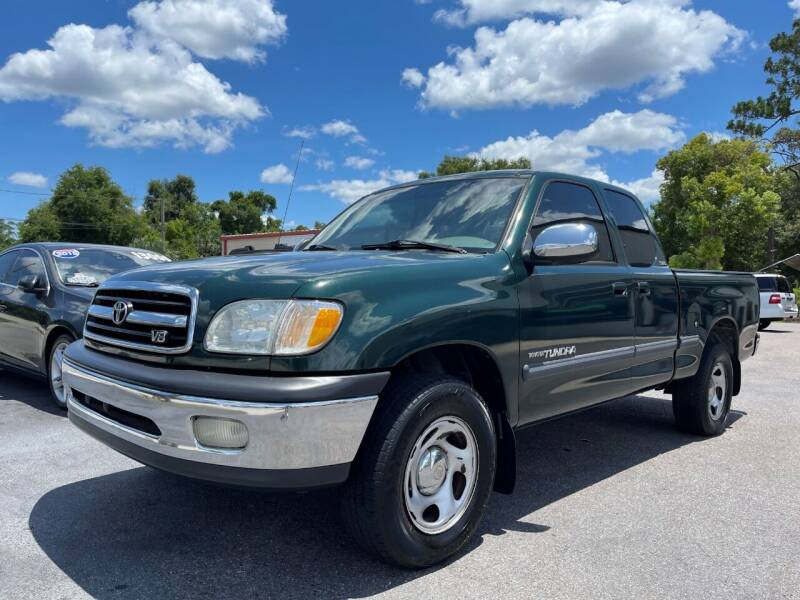 2000 Toyota Tundra for sale at Upfront Automotive Group in Debary FL