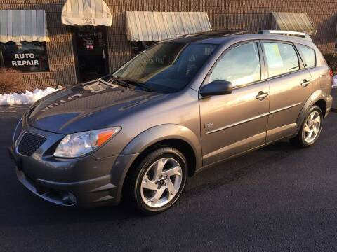 2005 Pontiac Vibe for sale at Depot Auto Sales Inc in Palmer MA