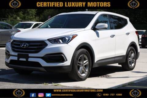 2017 Hyundai Santa Fe Sport for sale at Certified Luxury Motors in Great Neck NY