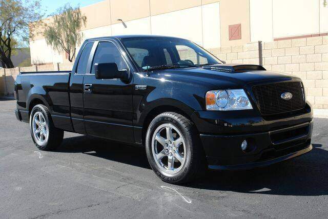 2007 Ford F-150 for sale at Arizona Classic Car Sales in Phoenix AZ