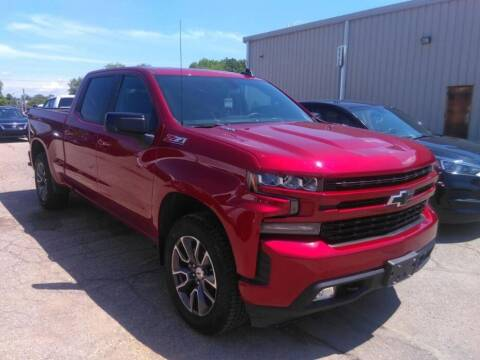 2021 Chevrolet Silverado 1500 for sale at Motor City Automotive of Michigan in Flat Rock MI