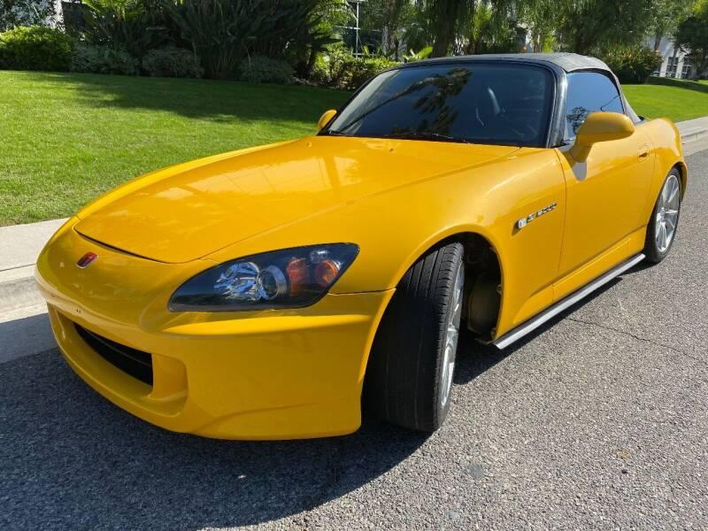2005 Honda S2000 for sale at Donada  Group Inc in Arleta CA
