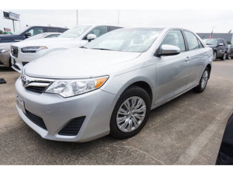 2014 Toyota Camry for sale at BAYWAY Certified Pre-Owned in Houston TX