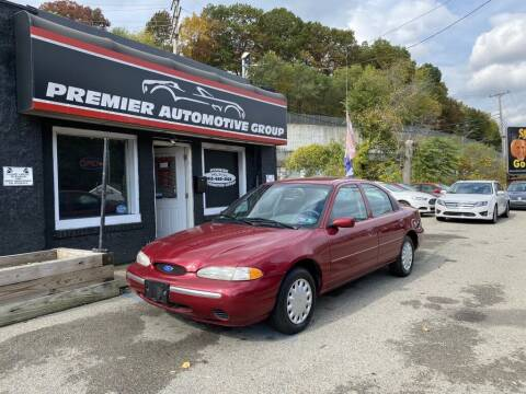 1995 Ford Contour for sale at Premier Automotive Group in Pittsburgh PA