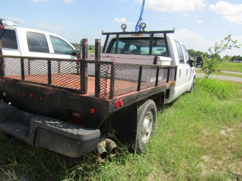 2008 Ford F-250 Super Duty for sale at Hill Top Sales in Brenham TX