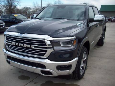 2021 RAM Ram Pickup 1500 for sale at Nemaha Valley Motors in Seneca KS
