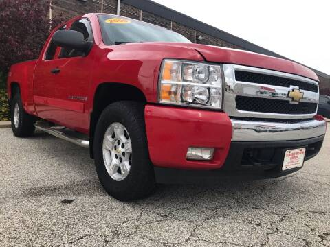 2008 Chevrolet Silverado 1500 for sale at Classic Motor Group in Cleveland OH