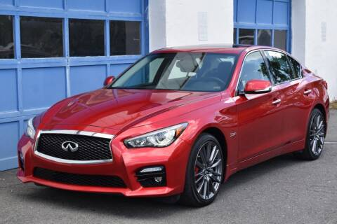 2017 Infiniti Q50 for sale at IdealCarsUSA.com in East Windsor NJ