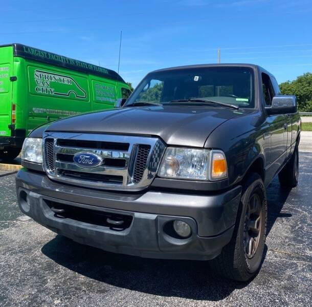 2010 Ford Ranger for sale at AUTO CARE CENTER INC in Fort Pierce FL